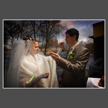 Как сделать свадебные фотографии?