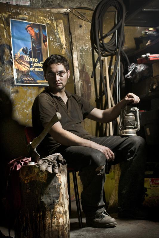 фотосъемка портрета. студийная. фотограф Ку.