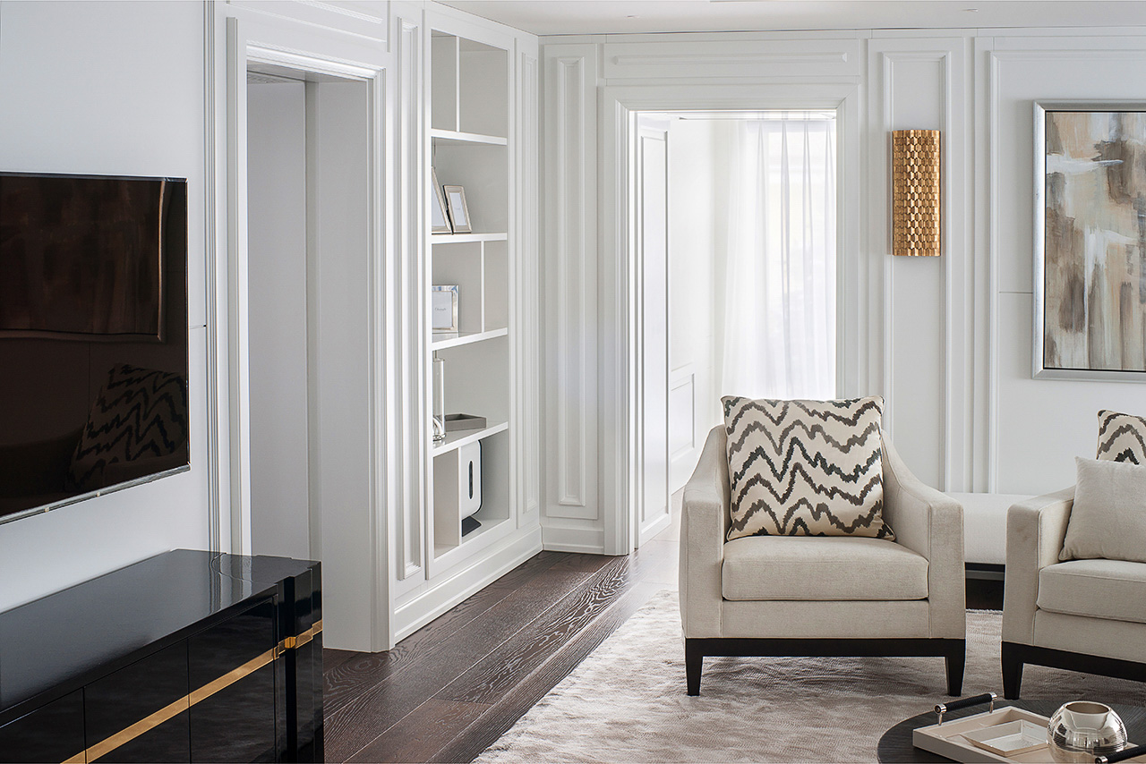 Real professional photography of interiors