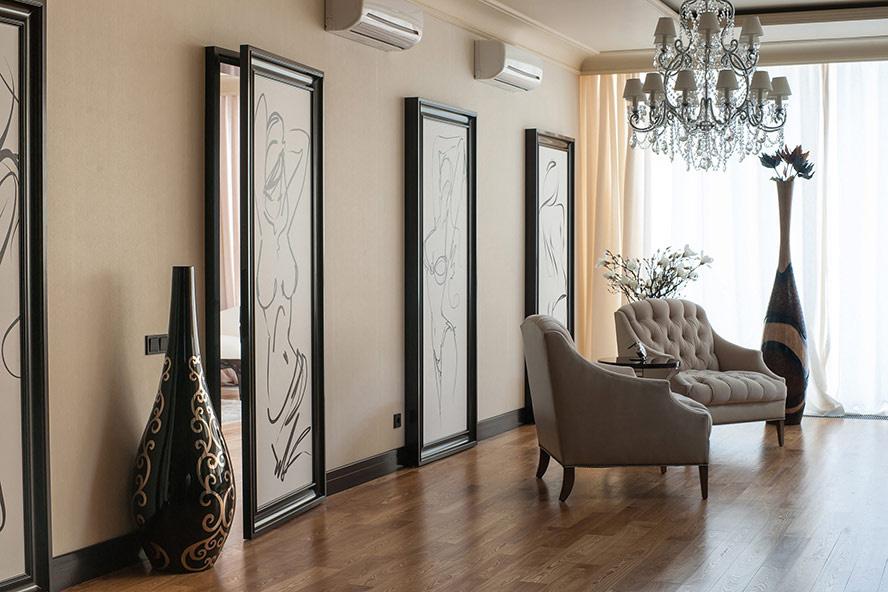 Что может посоветовать фотограф для декорирования помещения своими руками для продажи?