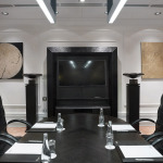 Интерьерная фотосъемка переговорок и прочих офисных помещений