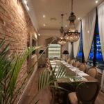 Интерьерная фотосъемка ресторанов