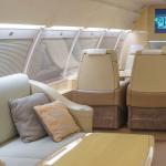 Фотосъемка салонов самолетов