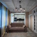 Фотографии квартир и апартаментов. Профессиональный фотограф Кирилл Толль-15-14