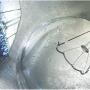 предметы во льду. рекламная съемка