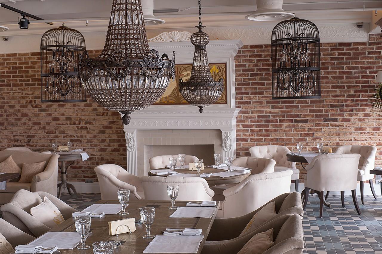 идеи дизайна в ресторанном бизнесе