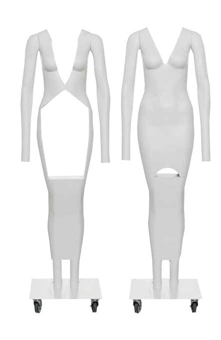 манекены для фотосъемки одежды