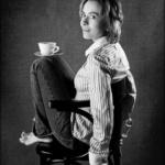 Черно-белые портреты Татьяны Меверик. mawerick