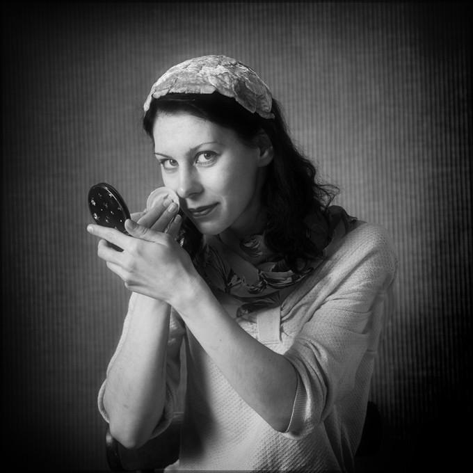 Портреты Анастасии Аладжановой - flapper_thing