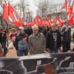 Первомай: левый митинг в Москве