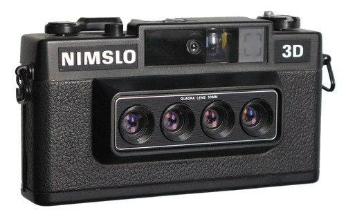 Фотокамеры для 3D. Чудеса? и о странностях.