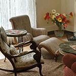 Фотосъемка гостиной комнаты и сопутствующих пространств.