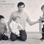 Бувайсайр Сайтиев. Фотографии в семейном кругу