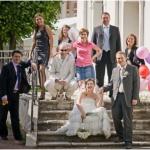 Фотосъемка свадьбы от прически до ресторана