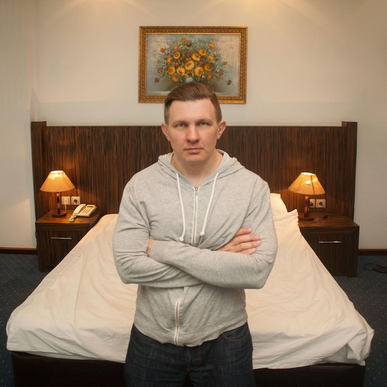 Профессиональный фотограф Кирилл Толль. Москва