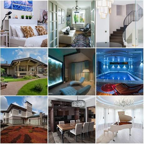 Интерьерная фотосъемка и создание продающих фотографий недвижимости.