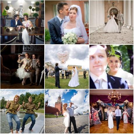 Правдивые отчеты о свадьбах. Профессиональная фотосъемка