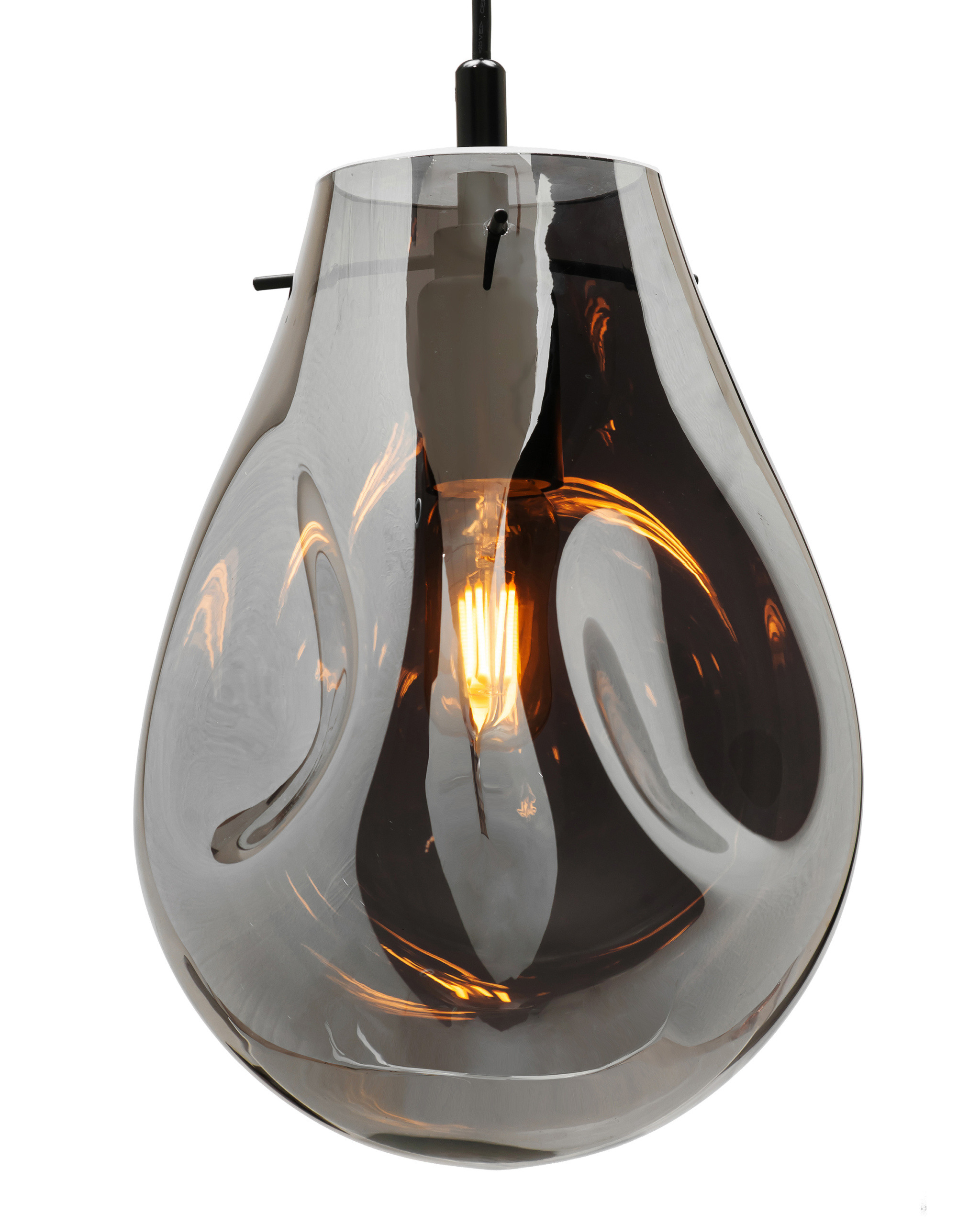 Mirror items - chandeliers in the photographer's portfolio