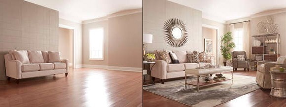 декорирование до и после