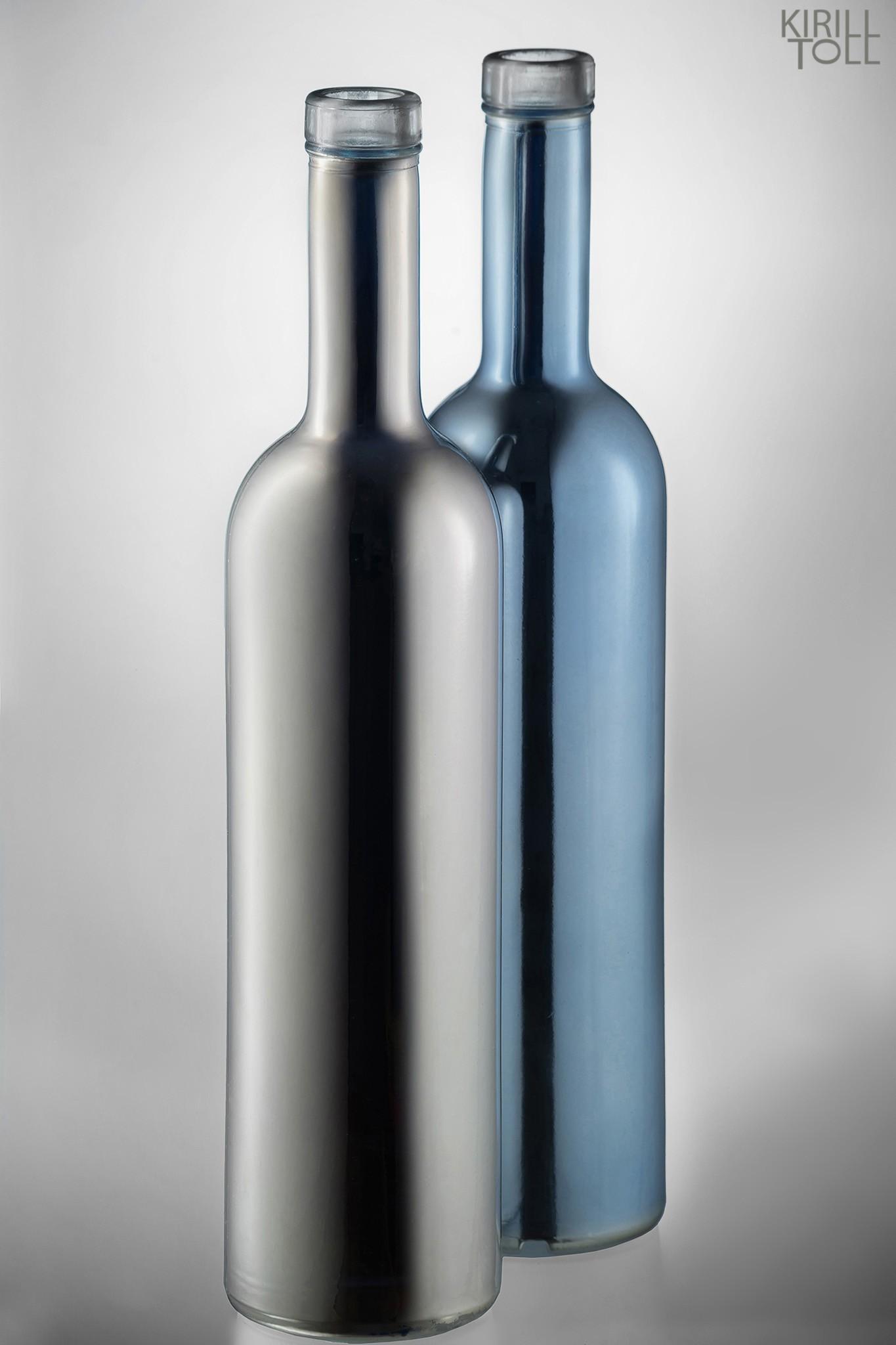 Предметы из стекла и зеркальные поверхности в портфолио фотографа
