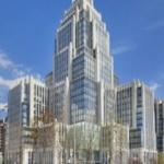 2 бизнес-центра в Москве и сталинские небоскребы. Архитектурная фотография