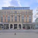Ритц-Карлтон, имение Салтыковых-Чертковых,  здание московского Международного Торгового банка