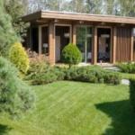 Загородный летний дом. Архитектурная фотография