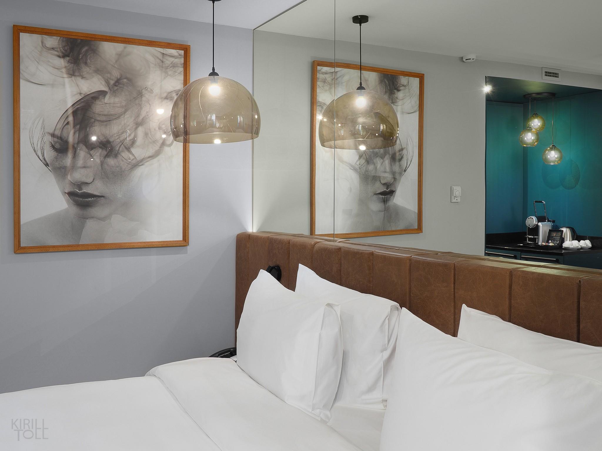 🛋 Про декорирование своими силами + съемка интерьера гостиничного номера