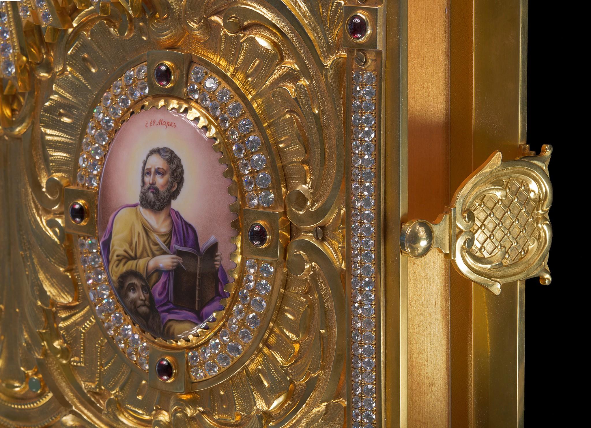 Церковная утварь. Фотосъемка ювелирных изделий.