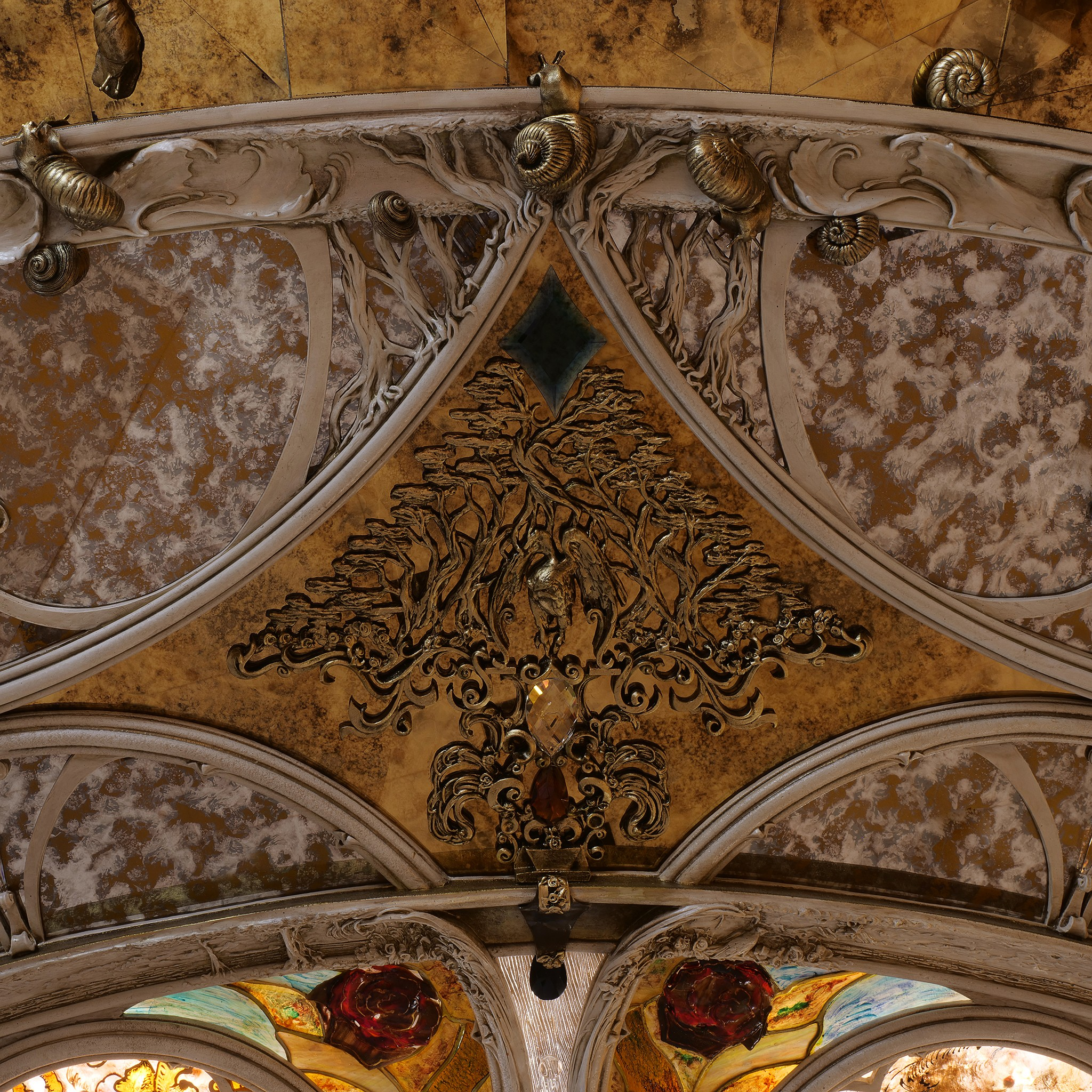 professional ceiling photos. photographer services for architects and designers