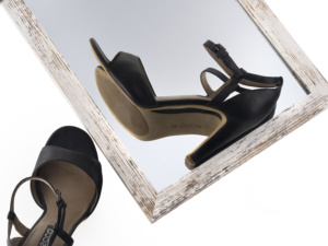 object photography of shoes for a store