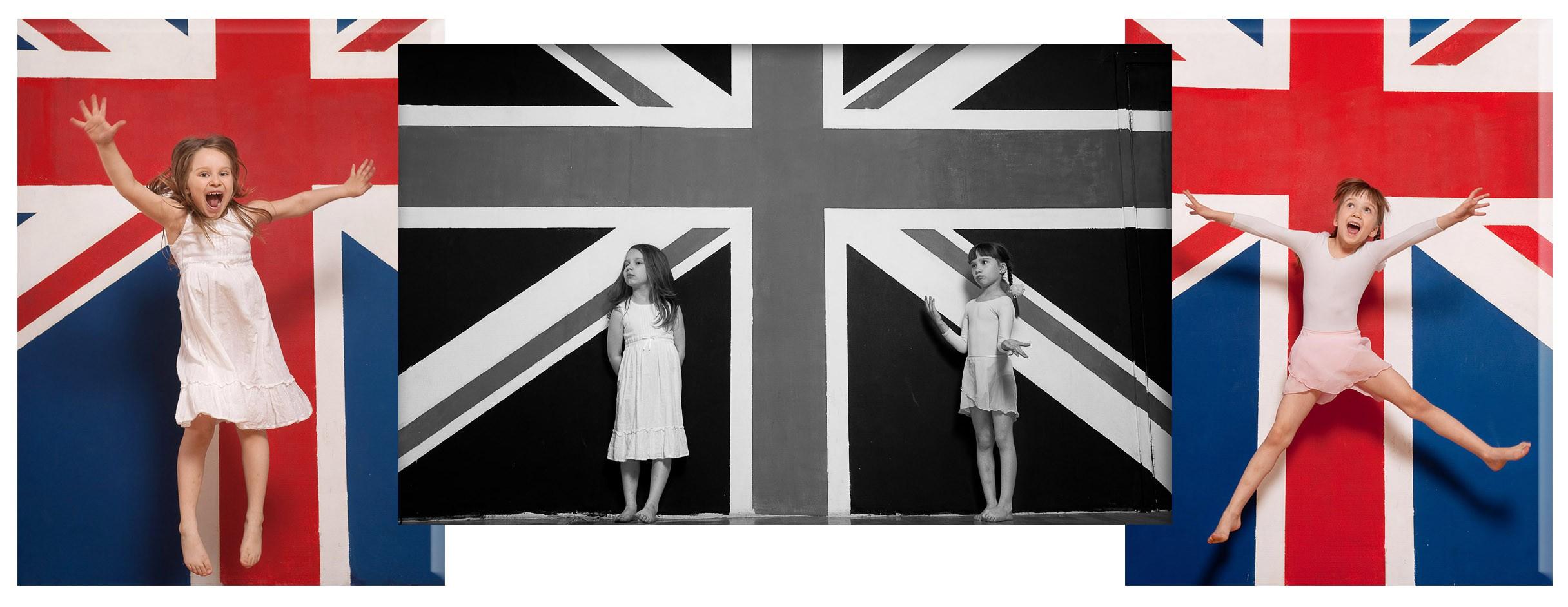 Детские фотосессии в студии и на выезде. Фотограф Кирилл Толль. Москва