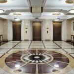 Лифтовой холл. съемка интерьера