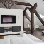 Дом в Подмосковье с интересной архитектурой