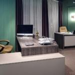 Съемка мебели в интерьере офиса