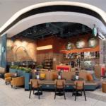 интерьерная съемка торговых центров фотографии архитектуры