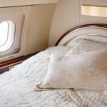 интерьеры самолетов бизнес-авиации.